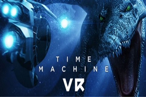 The VR Shop - Time Machine VR - Steam VR Review