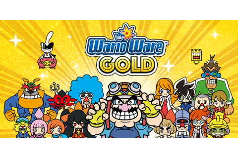 WarioWare Gold Review - Quickfire Classic