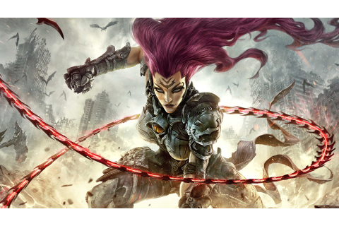 Free download Darksiders 3 HD Wallpapers - Read games ...