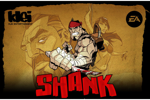 Shank 1 Free Download - Ocean Of Games
