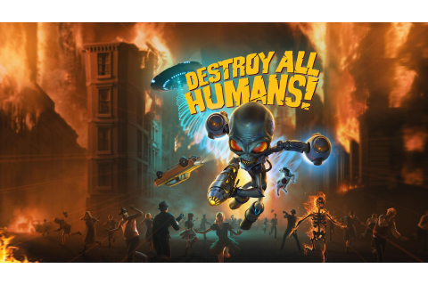 Destroy All Humans Collector Edition is here! - The Geek ...