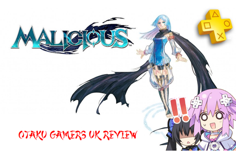 Otaku Gamers UK - News & Reviews: Review: Malicious (Ps3)