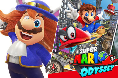 Super Mario Odyssey: NEW DLC announced for Nintendo Switch ...
