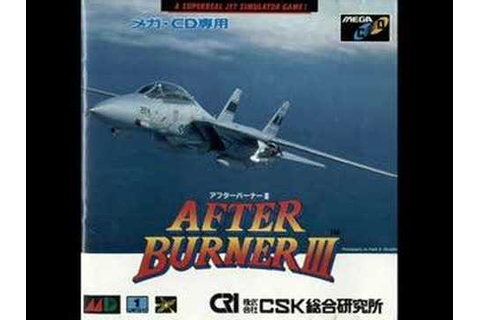 After Burner 3 - First Stage - YouTube
