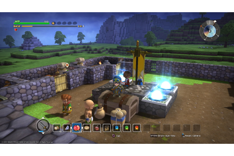 Dragon Quest Builders - PS4 Review - PlayStation Country