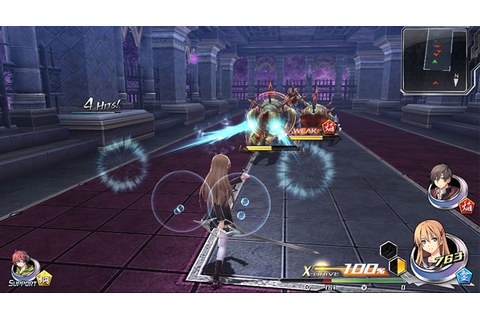The Games of Chance: Tokyo Xanadu is coming west for Vita ...