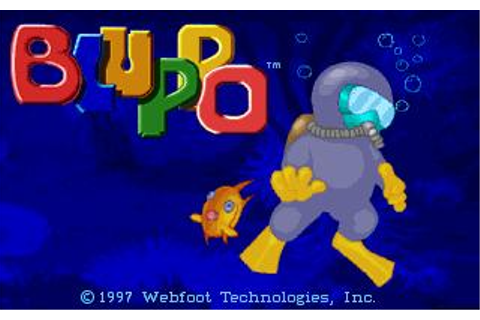 Bluppo Download (1997 Puzzle Game)