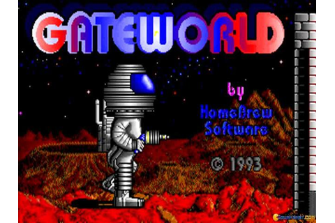 GateWorld 1 download PC