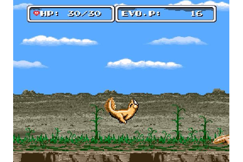EVO: Search for Eden Download (1992 Arcade action Game)