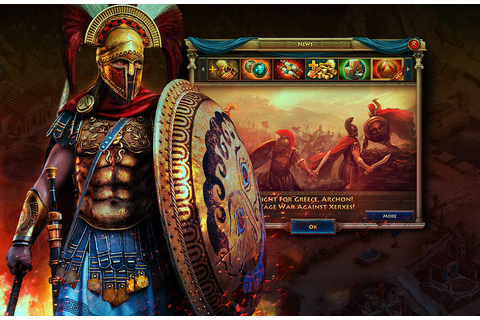 Sparta: War of Empires | Strategy War Game | Plarium.com
