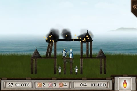 Crush the Castle for the iPhone a strategy game | iMore
