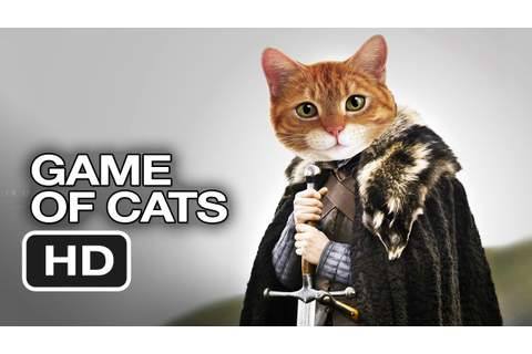 Game of Thrones Cats - YouTube
