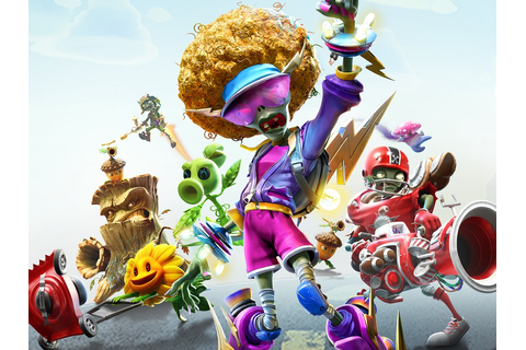 Xbox One's Plants vs. Zombies: Battle for Neighborville ...