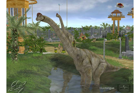 Jurassic Park: Operation Genesis Screenshots, Pictures ...
