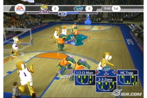 NCAA Basketball 09 Review - IGN