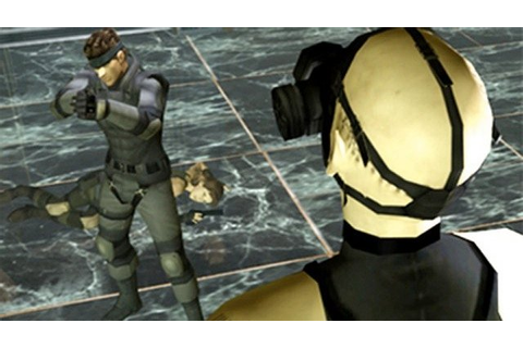 Kojima Looking For Studio To Remake MGS1 Using Fox Engine ...