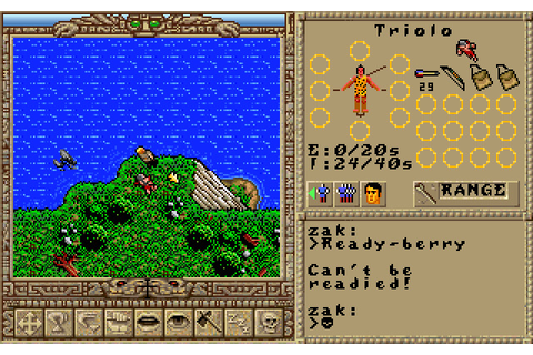 Worlds of Ultima: The Savage Empire (1990 - DOS). Ссылки ...