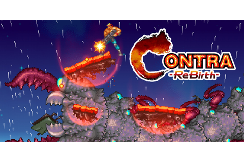 Contra Rebirth™ | WiiWare | Jeux | Nintendo