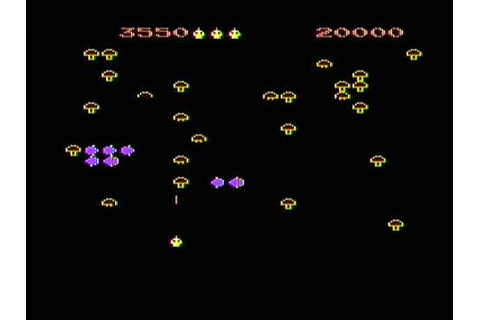XGS PIC Centipede Game - YouTube