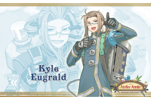 Atelier Annie Alchemists of Sera Island Wallpaper 007 Kyle ...