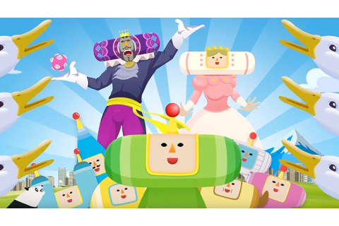 Katamari Damacy REROLL Game Reviews | Popzara Press