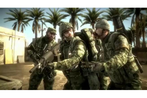 The original Battlefield: Bad Company is now backwards ...