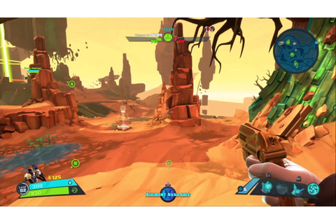 Battleborn - PS4 Gameplay Footage - YouTube