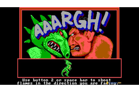 Aaargh! gameplay (PC Game, 1988) - YouTube