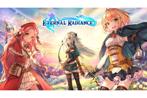 Eternal Radiance: Fantasy Action JRPG VN by Visualnoveler ...
