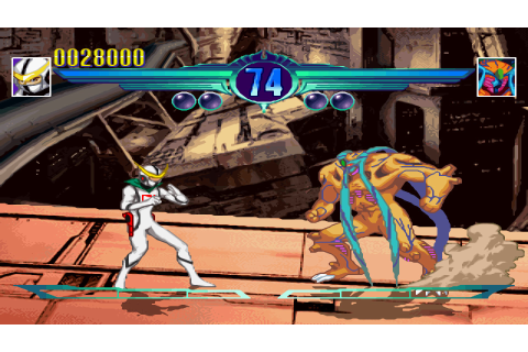 Tatsunoko Fight (Japan) PSX ISO - CDRomance