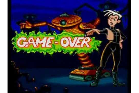 Spirou (SNES) Game Over - YouTube