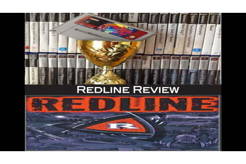 Redline PC Game Review - YouTube