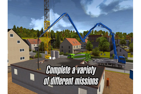 Construction Simulator 2014 APK + DATA Android Game Free ...