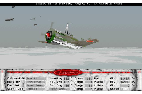 Air Power Download (1995 Simulation Game)