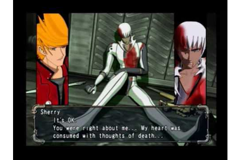 Gungrave Overdose CutScenes Billy VS Sherry - YouTube
