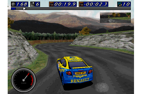 Network Q RAC Rally Championship (1996) by Magnetic Fields ...