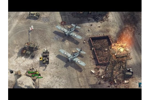 SUDDEN STRIKE 4 The Pacific War - Official Gameplay ...