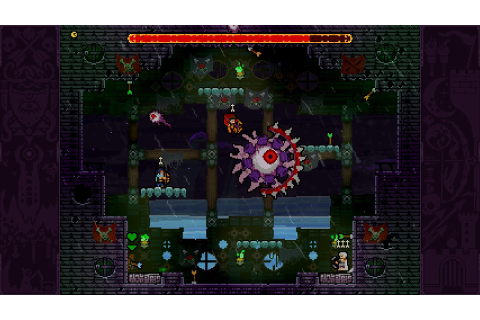 TowerFall Dark World (PS4 / PlayStation 4) Game Profile ...