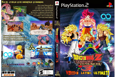 Download Game Dragon Ball Z - Budokai Tenkaichi 3 PS2 Full ...