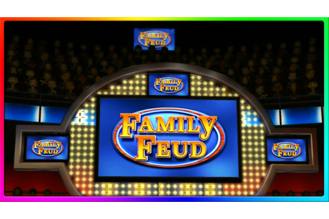 Funniest Family Feud Game EVER! - YouTube