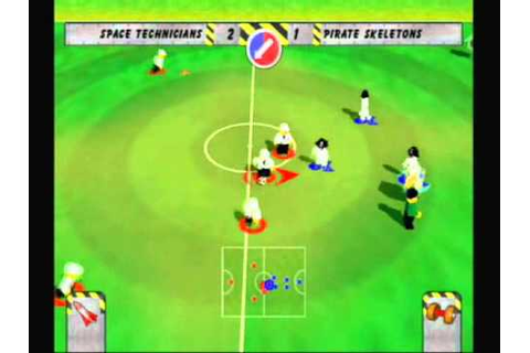 Lego Soccer/Football Mania PS2 Gameplay - YouTube