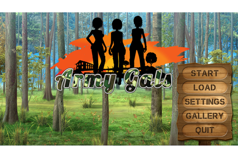 Download Army Gals Full PC Game