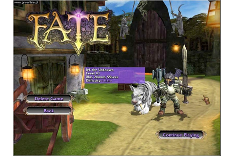 FATE (2005) - screenshots gallery - screenshot 5/8 ...