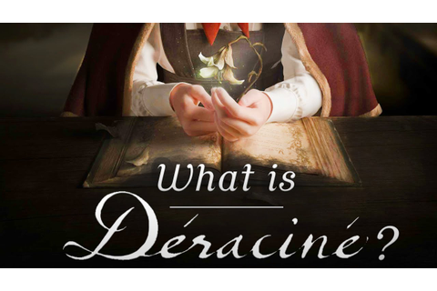 What is Déraciné? [New Game by FROM Software] E3 2018 ...