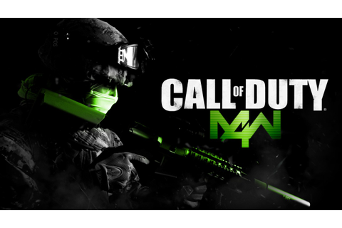 Call of Duty Modern Warfare 4 Game Wallpapers | HD ...