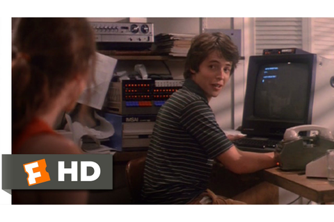WarGames (3/11) Movie CLIP - Shall We Play a Game? (1983 ...