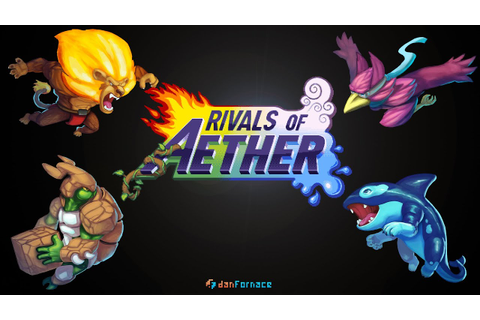 Rivals of Aether Characters | Super Smash Bros. for Wii U ...