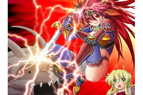 Lightning Warrior Raidy II Screenshot | Anime, Warrior ...