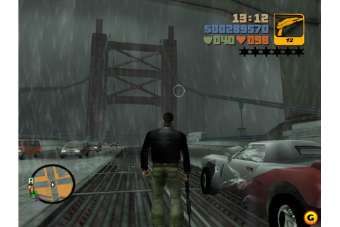 Grand Theft Auto III - Highly Compressed - PC Game Low ...