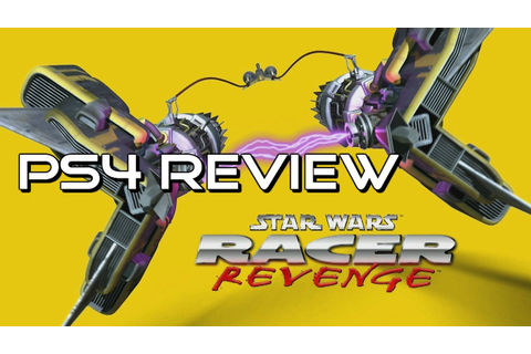 Star Wars Racers Revenge PS4 Review (1080p HD) - YouTube